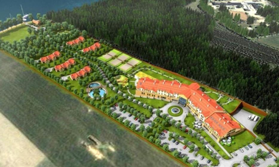 Grunt pod budowę kompleksu hotelowego_1
