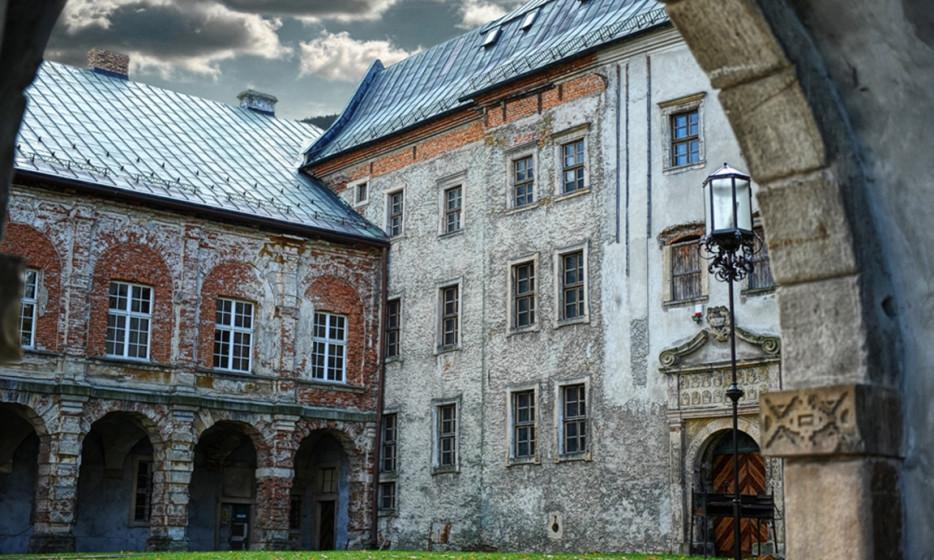 Zespół zamkowo-pałacowy z pozwoleniem na budowę - Międzylesie_4