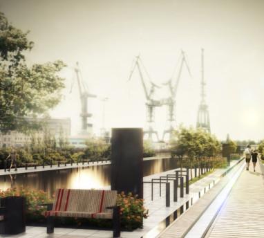 projekt mebli miejskich Gdańsk ikona