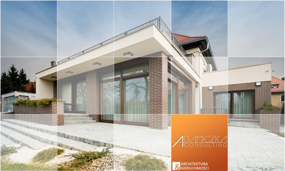 Rozbudowa domu jednorodzinnego - Willa na Biskupinie Wrocław projekt / realizacja 2014 Adamiczka Consulting (1)