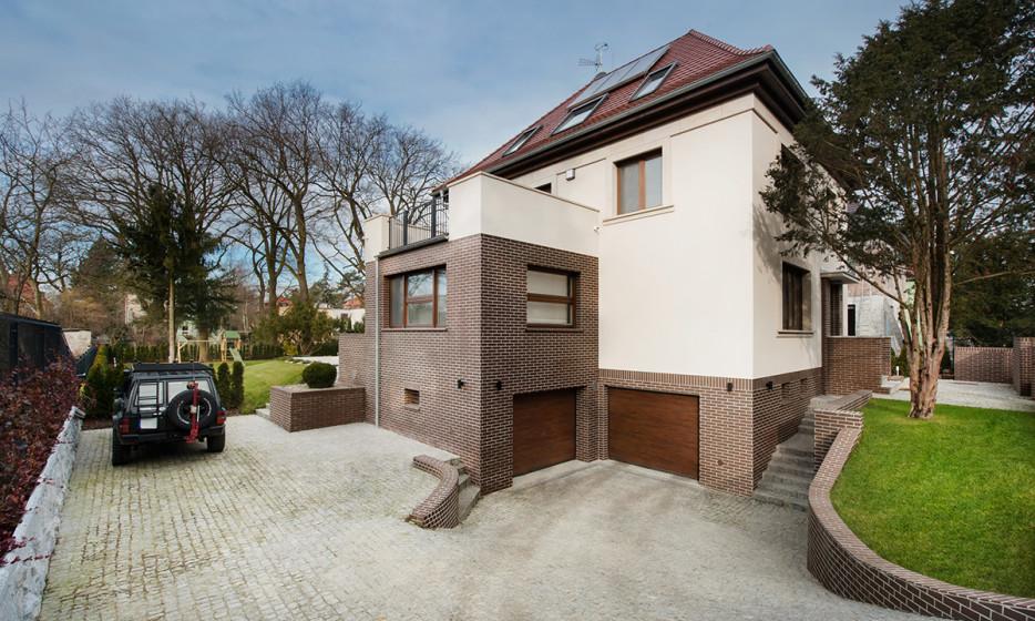 Rozbudowa domu jednorodzinnego - Willa na Biskupinie Wrocław projekt / realizacja 2014 Adamiczka Consulting (10)