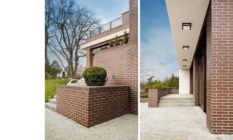 Rozbudowa domu jednorodzinnego - Willa na Biskupinie Wrocław projekt / realizacja 2014 Adamiczka Consulting (14)