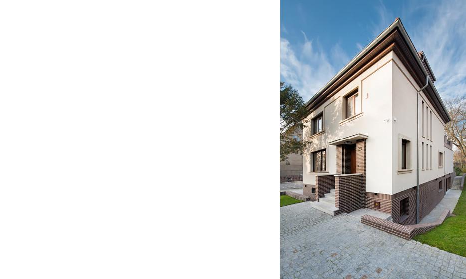 Rozbudowa domu jednorodzinnego - Willa na Biskupinie Wrocław projekt / realizacja 2014 Adamiczka Consulting (3)