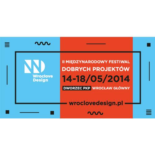 2014-05 - Adamiczka na międzynarodowej wystawie Wroclove Design 2014 (ikona)