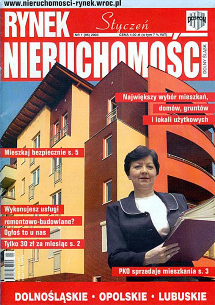 leśnica okładka czasopismo