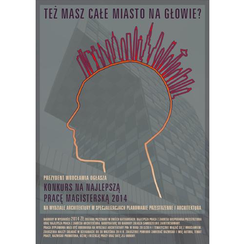 2014-12 -Adamiczka wyróżniony nominacja do nagrody Prezydenta Wrocławia (ikona)