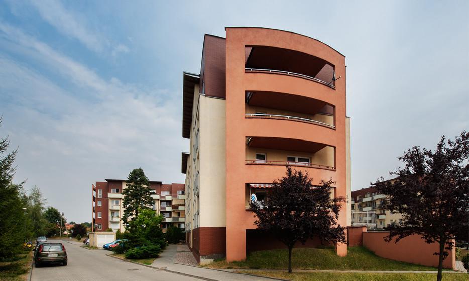 Budynek wielorodzinny w Leśnicy 2 Wrocław realizacja 2002 Adamiczka Consulting (2)