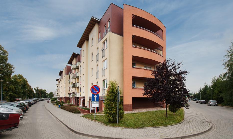 Budynek wielorodzinny w Leśnicy 2 Wrocław realizacja 2002 Adamiczka Consulting (5)
