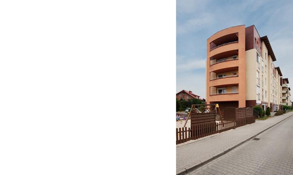 Budynek wielorodzinny w Leśnicy 2 Wrocław realizacja 2002 Adamiczka Consulting (7)
