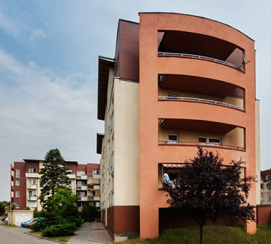 Budynek wielorodzinny w Leśnicy 2 Wrocław realizacja 2002 Adamiczka Consulting (ikona)