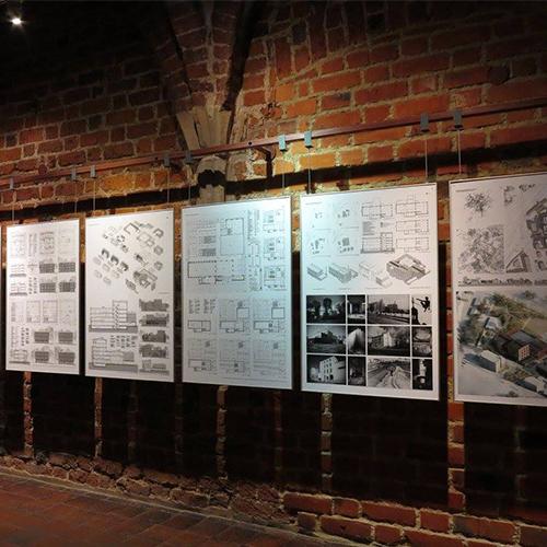 2015-11 - Projekt Adamiczki na wystawie w Muzeum Architektury we Wrocławiu (ikona)